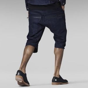 G-STAR RAW Arc Zip 3D Shorts